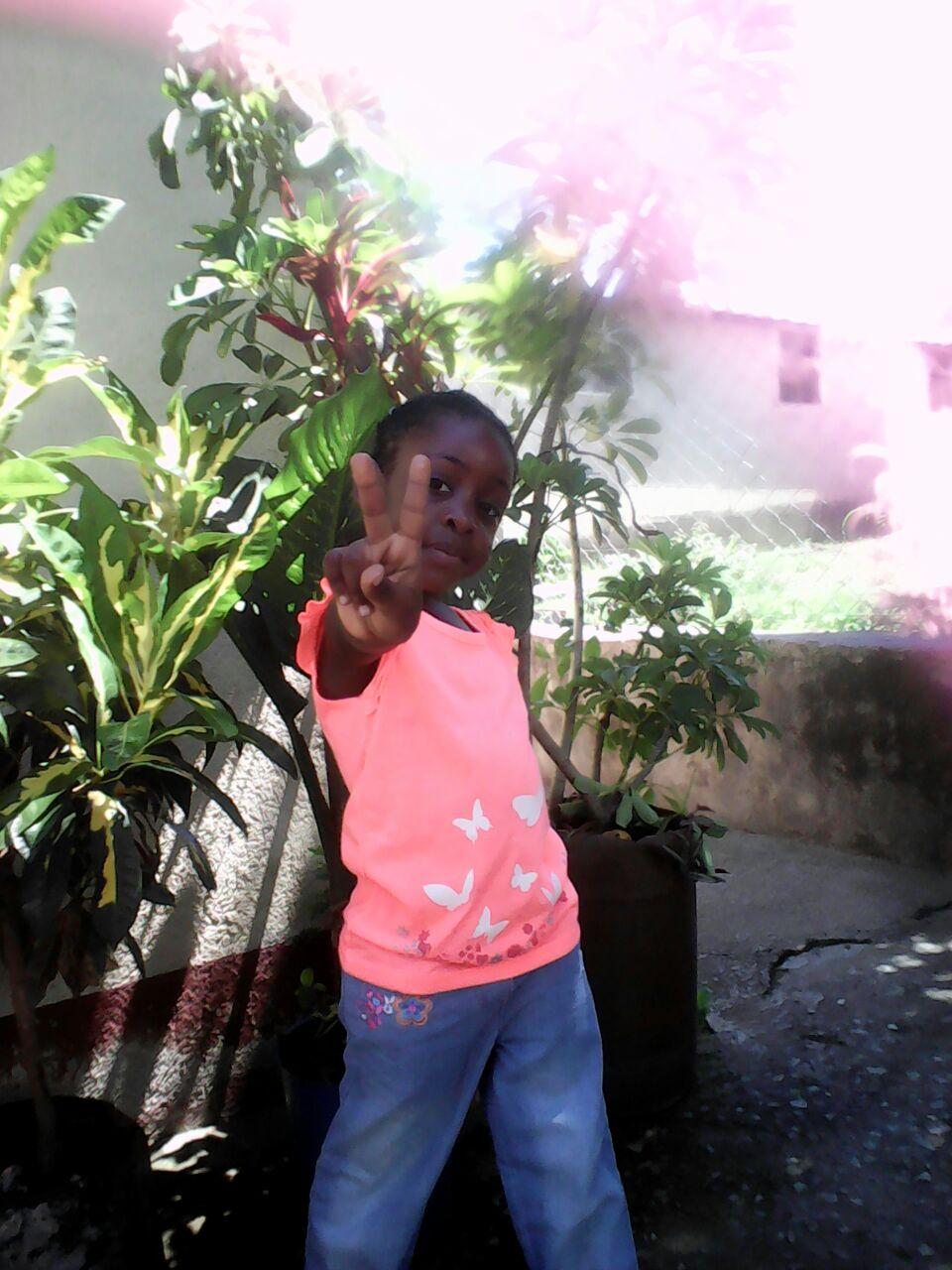 Candice, first grade